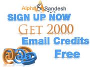 Free Bulk Email Marketing Demo