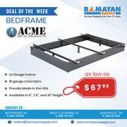 Deal of the week! Acme Metal Bed Frames